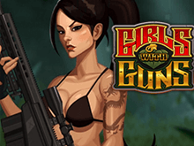Играть в Girls With Guns - Jungle Heat от Microgaming онлайн