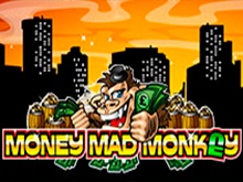 Онлайн игра Money Mad Monkey